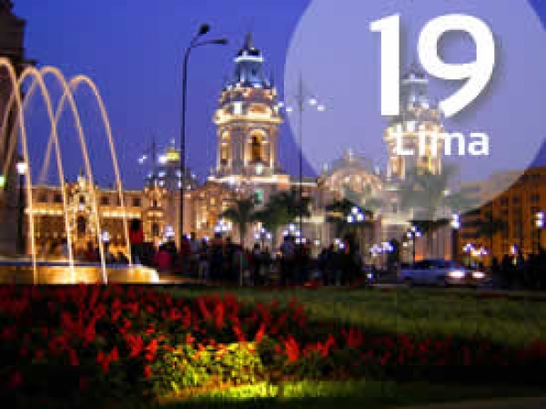 19th Convention - Lima