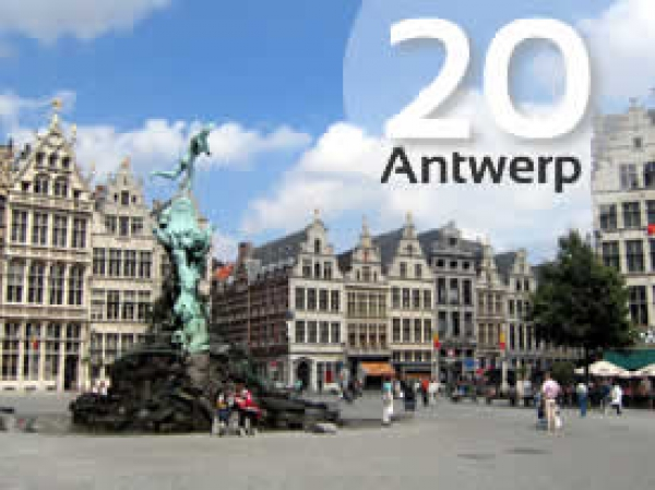 20th Convention - Antwerp