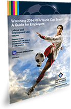 Fifa World Cup - A guide for employees