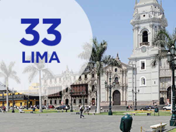 33th Convention - Lima