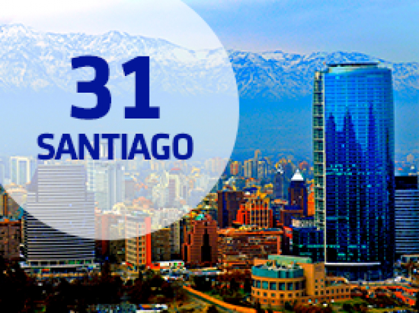 31th Convention - Santiago