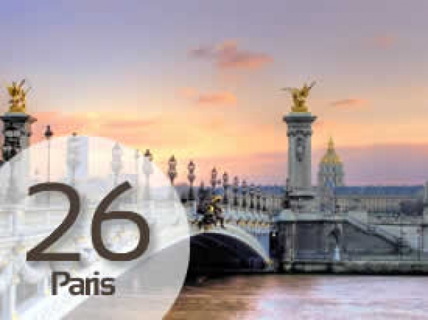 26th Convention - Paris