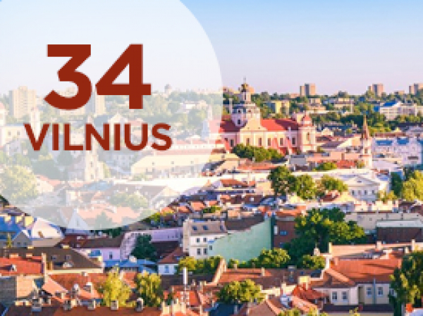 34nd Convention - Lithuania