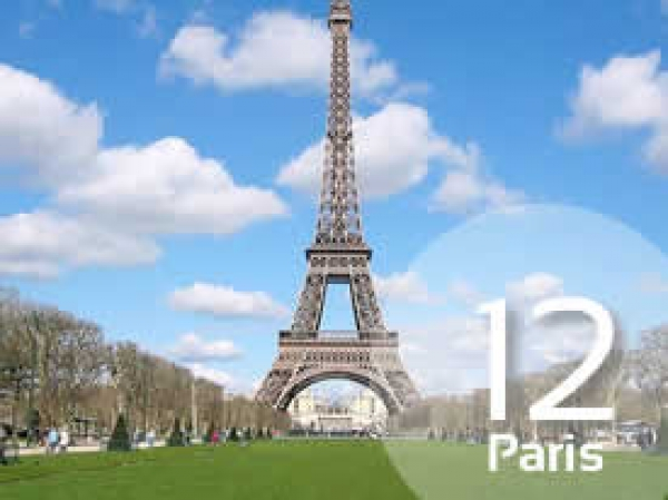12th Convention - Paris